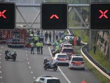 Ramptoeristen krijgen boete van 240 euro voor filmen ongeluk A12