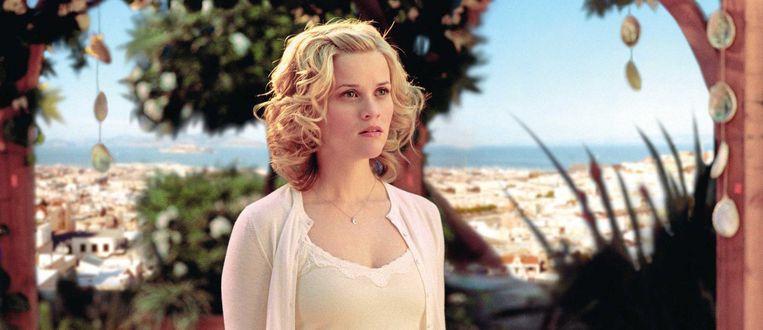Reese Witherspoon in Just Like Heaven van Mark Waters. Beeld