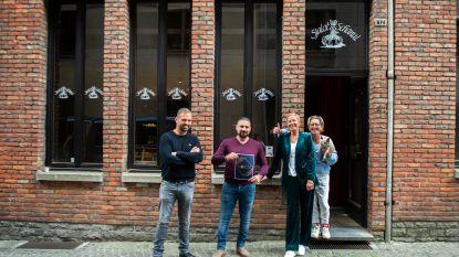 """Restaurant Sjalot en Schanul wordt Notios: """"Anthony en Wim waren voor ons als twee engeltjes die neerdaalden"""""""