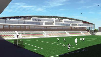 KVO droomt van nieuw 'business center': nieuwe tribune met kantoren en vergaderzalen