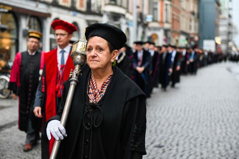 De KU Leuven heeft een te grote impact op de Vlaamse politiek, zo stellen verscheidene rectoren. Beeld BELGA
