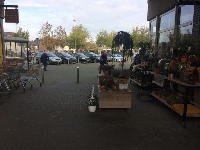 Winkelgebied 't Raan in Raalte Noord.