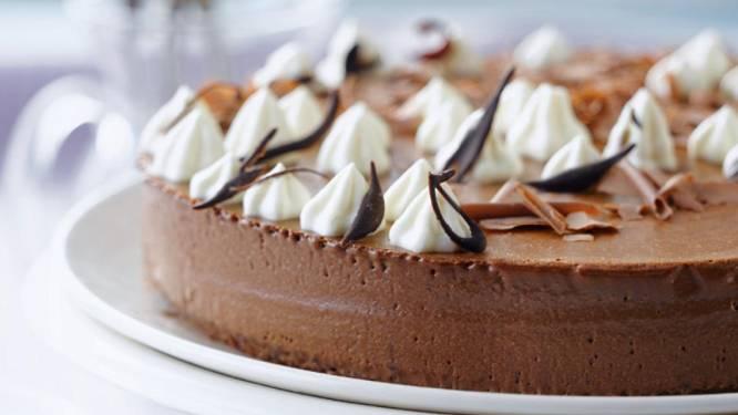 Zelf een chocolademoussetaart maken