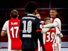 PSV na horrorweek Ajax 45 minuten lang boksbal voor Amsterdammers