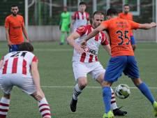Leonidas al na tien minuten al klaar met TOP, seizoen gaat als nachtkaars uit voor Ossenaren