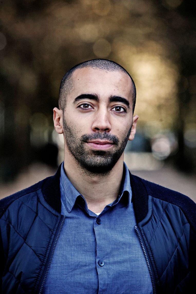 Sammy Mahdi. Beeld Tim Dirven