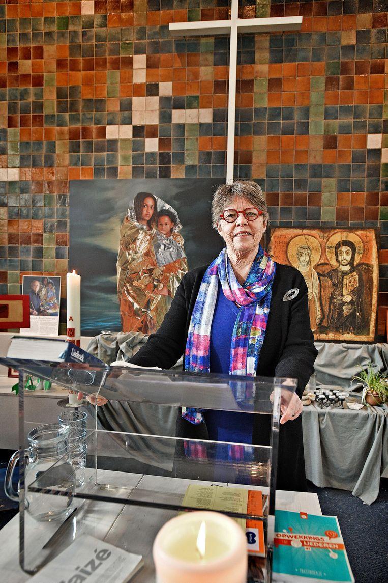 Ada Hagreis   Beeld Foto Guus Dubbelman / de Volkskrant