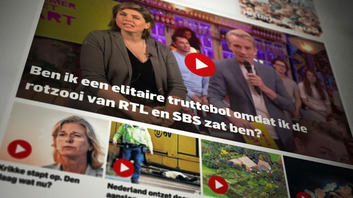 Angela de Jong over het TV-jaar 2019