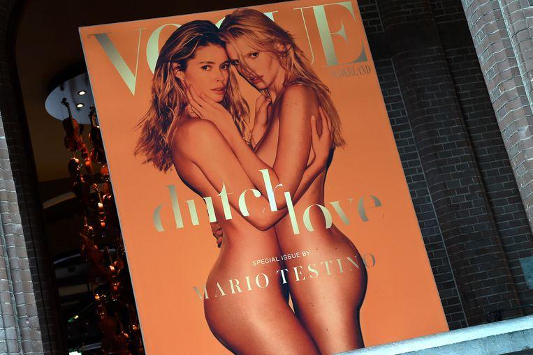 Vogue Nederland. Beeld Brunopress