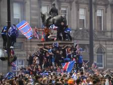 Arrestaties en gewonden na kampioensfeest Rangers