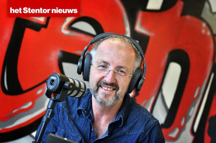 Sander Lindenburg presenteert vandaag het Stentor Nieuws