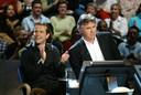 Ernest Faber en Guus Hiddink deden in 2004 samen mee met Weekend Miljonairs Vips.