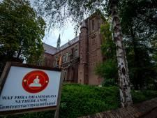 De voormalige kerk in Afferden krijgt een Boeddhistische kroon: 'Uitzonderlijk in Nederland'
