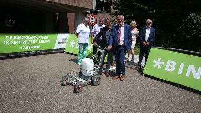 Eddy Planckaert trekt startlijn voor Binck Bank Tour