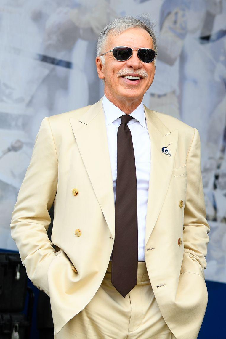 Stan Kroenke. Beeld Icon Sportswire via Getty Images