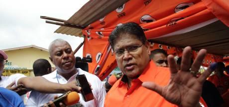 Uitslag Surinaamse verkiezing eindelijk bekend: nederlaag voor Bouterse