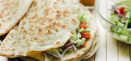 Wat Eten We Vandaag: Panbroodjes met kip