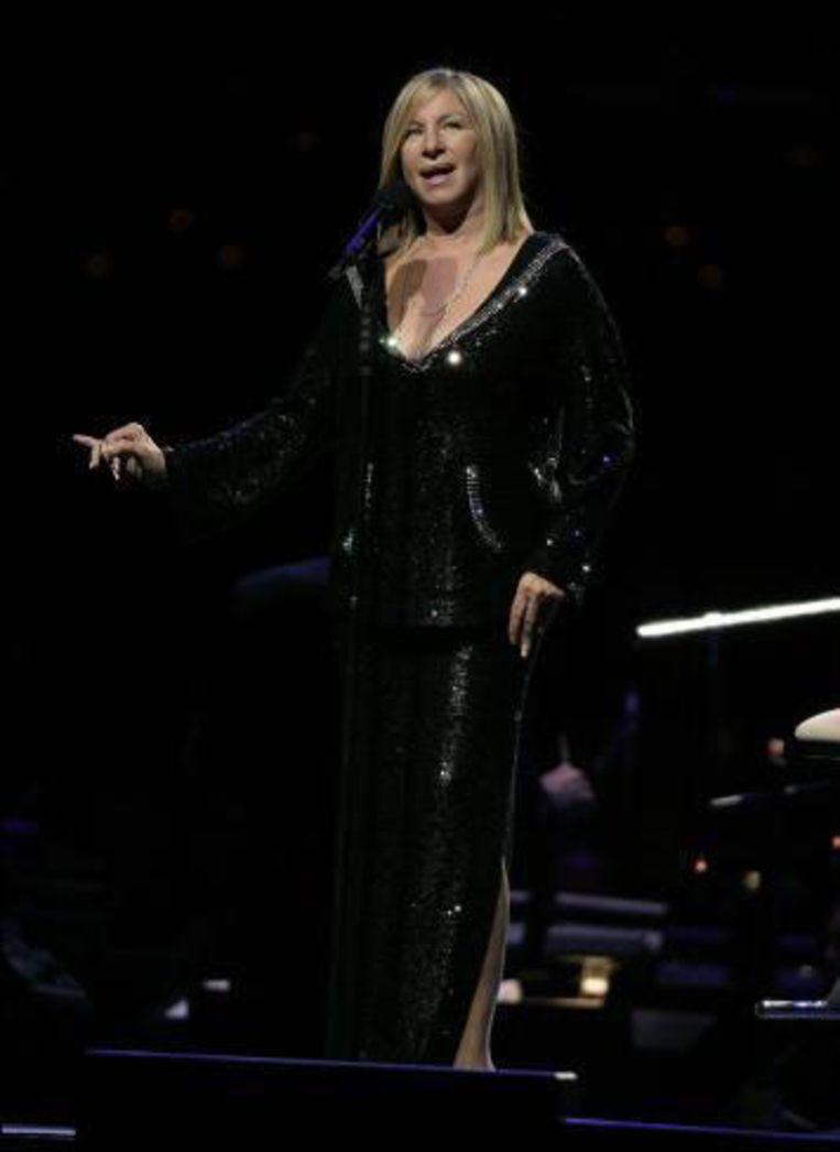 Barbra Streisand. Beeld UNKNOWN