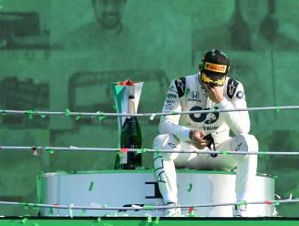 Pierre Gasly wint zijn eerste GP ooit na knotsgekke race op Monza, Ferrari's en Verstappen geven op