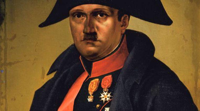 De vergelijking tussen Hitler en Napoleon gaat volgens Andrew Roberts niet op: