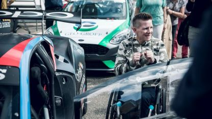 "Marieke Vervoort reed vorige maand nog in Lamborghini: ""Nog een laatste keer kicken"""