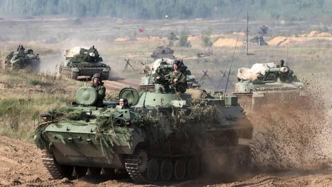 """Rusland simuleerde totale oorlog tegen de NAVO"""