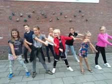 150 kinderen vestigen swishrecord bij jazzfestival in Hattem