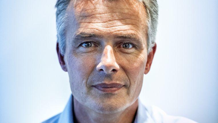 Christian Van Thillo. Beeld Stefaan Temmerman