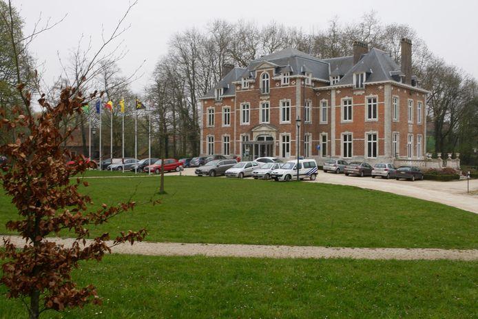 Het kasteeldomein van Kwabeek verandert dit weekend in een middeleeuws decor.