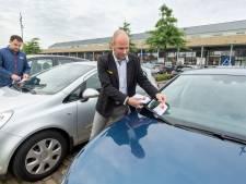 Op verzoek gemeente Hengelo blokkeren winkeliers parkeerplaats Hart van Zuid niet voor ROC-studenten
