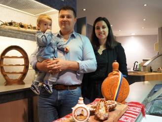 """Nederlandse naamgenoot wil dat Tieltse slagerij Luca van naam verandert: """"Dit is verwarrend voor mijn Belgische klanten"""""""