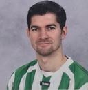 Wageningen-voetballer Patrick Kneepkens.