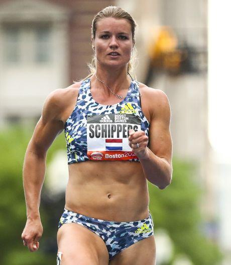 Schippers stelt in Genève wederom teleur op de 100 meter