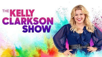 'The Kelly Clarkson Show' binnenkort te zien in Vlaanderen
