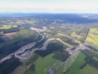 Raad van State schorst aanbesteding werken circuit Spa-Francorchamps