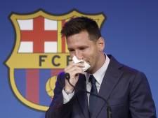 Papieren zakdoekje met tranen van Lionel Messi te koop voor miljoen euro