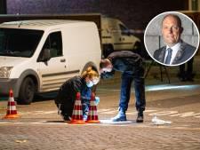 Burgemeester Snijders baalt van schietpartij: 'Dit past niet bij Zwolle'