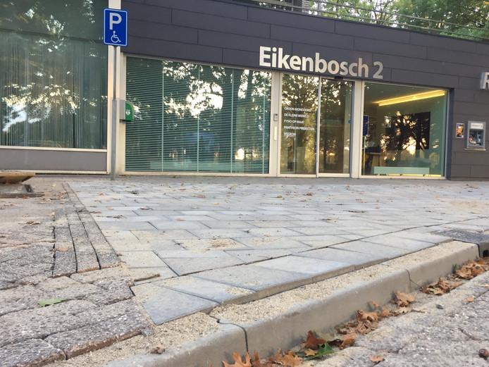 Invalidenparkeerplaats Eikenbosch