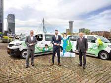 Dit vervoersbedrijf Trevvel gaat met superman op duurzame toer: minder herrie en minder uitstoot
