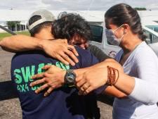 """Un pilote survit 38 jours dans la jungle amazonienne:  """"Je pensais que je n'allais jamais m'en sortir"""""""