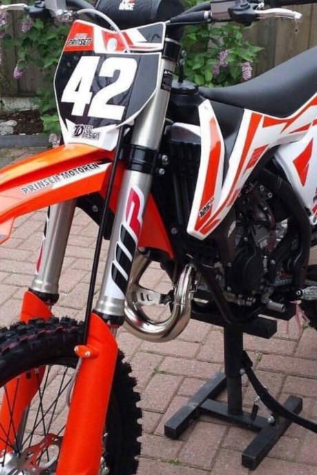 Peperdure crossmotor van 16-jarige Kevin uit Glanerbrug gestolen