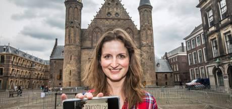 Wandelen langs historische plekken in Den Haag aan de hand van oude Polygoonjournaals