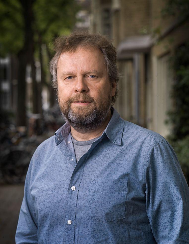 Tim Overdiek: 'Rondneuken kan deugd doen, maar een duurzame oplossing is het niet.' Beeld Tessa Posthuma de Boer