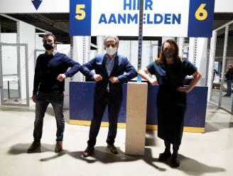 """Aarschotse Stadsfeestzaal wordt omgebouwd tot vaccinatiecentrum: """"Op 1 februari moeten we er klaar voor zijn"""""""