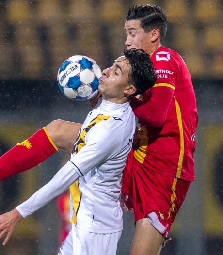 NAC-talent Yassine Azzagari weinig opgeschoten dit seizoen