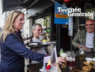 """Zo verloopt heropening van terrassen bij Belgen in het buitenland: """"Meeste klanten zijn braaf. Behalve als ze te veel drinken"""""""