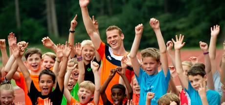 Als Nout Wardenburg terugkeert naar Apeldoorn met een olympische medaille, zal iedereen hem kennen