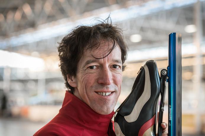 Eric de Ruijter: goud op de 1000