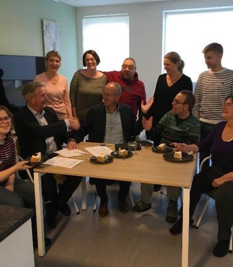 Tragel en ZorgSaam doen voortaan samen de nachtdienst van instellingen in Sint Jansteen