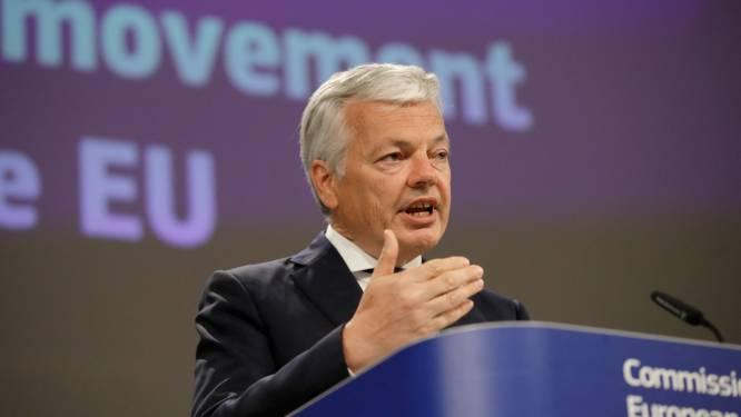 EU-aanbeveling voor Covid-certificaat: geen quarantaine voor ouders, dan ook niet voor kinderen